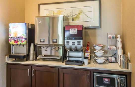 Restaurant Comfort Inn & Suites Spokane Valley