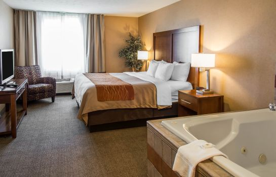Suite Comfort Inn & Suites Spokane Valley