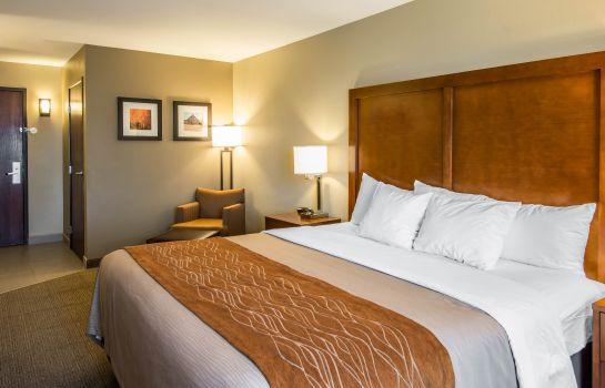 Zimmer Comfort Inn & Suites Spokane Valley