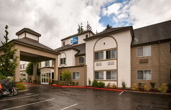 Exterior view BEST WESTERN WOODLAND INN