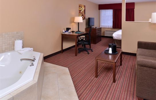 Suite BEST WESTERN WOODLAND INN
