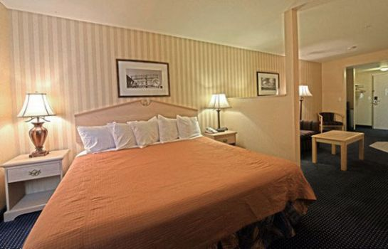 Chambre BEST WESTERN WOODLAND INN