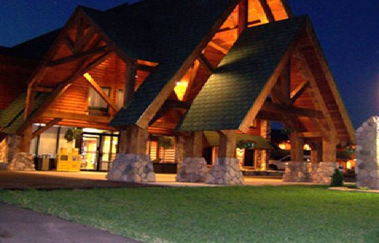 Außenansicht Quality Inn Ashland - Lake Superior