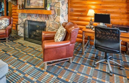 Hotelhalle Quality Inn Ashland - Lake Superior