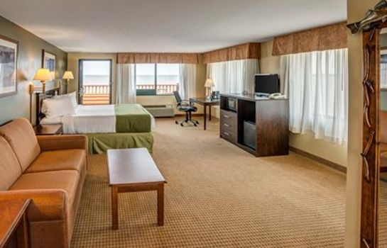 Suite Quality Inn Ashland