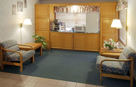 Hol hotelowy Valu Stay Inn & Suites River Falls
