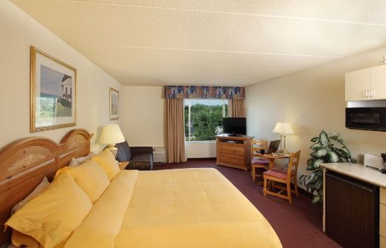 Standard room Harbor Shores on Lake Geneva