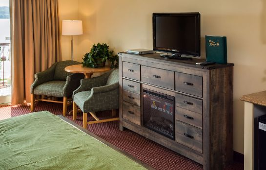 chambre standard Harbor Shores on Lake Geneva