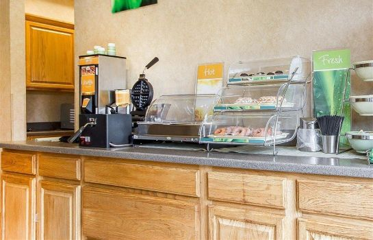 Restaurant Quality Inn and Suites Lodi