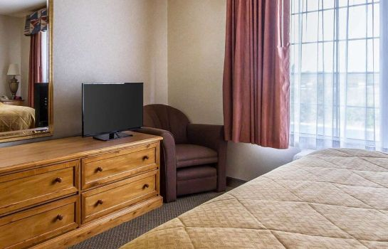 Suite Quality Inn & Suites Lodi