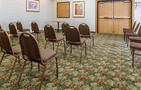 Conference room Quality Inn and Suites Lodi