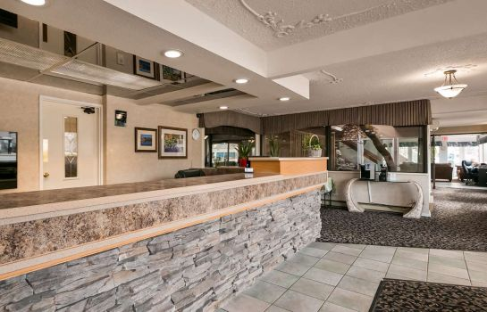 Lobby BEST WESTERN INN AT PENTICTON
