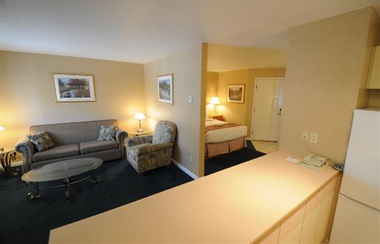 Suite BEST WESTERN INN AT PENTICTON