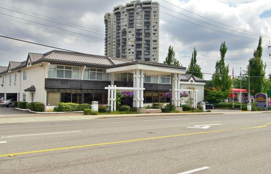 Vue extérieure SureStay Hotel by Best Western North Vancouver Capilano
