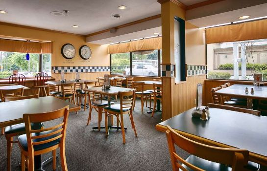 Restauracja SureStay Hotel by Best Western North Vancouver Capilano