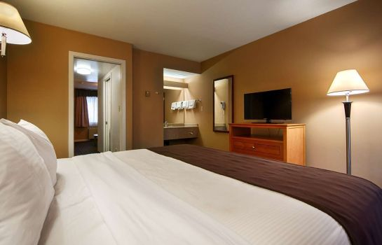 Suite SureStay Hotel by Best Western North Vancouver Capilano