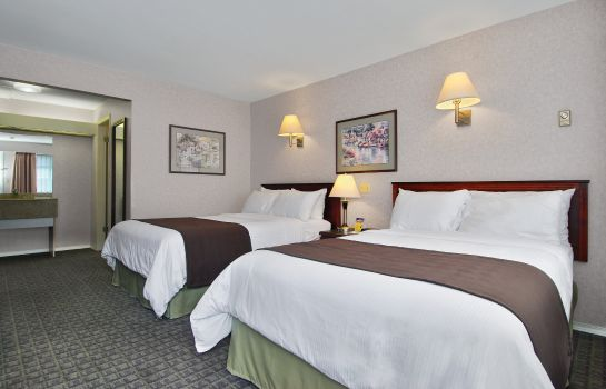 Chambre SureStay Hotel by Best Western North Vancouver Capilano