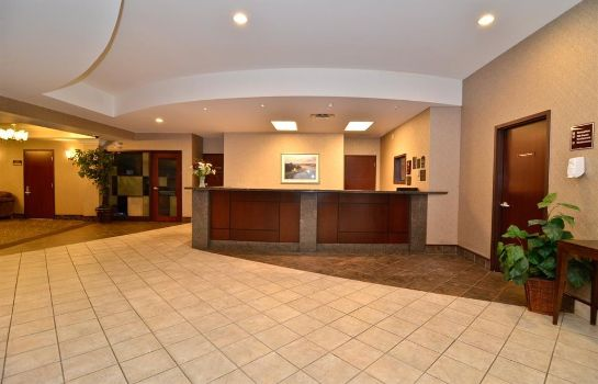 Hol hotelowy Best Western Plus Downtown Winnipeg
