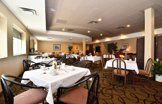 Restauracja Best Western Plus Downtown Winnipeg