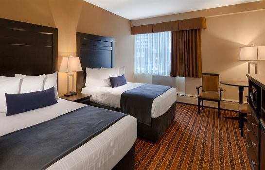 Pokój Best Western Plus Downtown Winnipeg