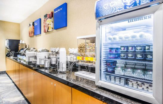 Restaurante Comfort Inn & Suites Collingwood