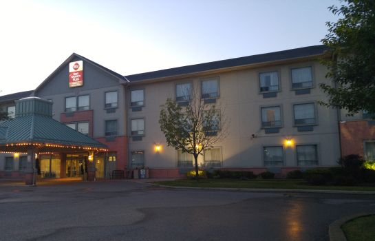 Außenansicht Best Western Plus Travel Hotel Toronto Airport