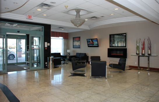 Hotelhalle Best Western Plus Travel Hotel Toronto Airport
