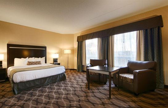 Suite Best Western Plus Travel Hotel Toronto Airport