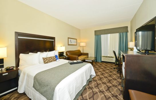Standardzimmer Best Western Plus Travel Hotel Toronto Airport