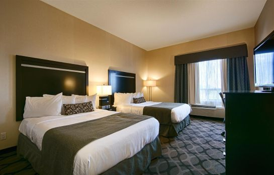 Habitación Best Western Plus Travel Hotel Toronto Airport