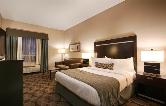 Zimmer Best Western Plus Travel Hotel Toronto Airport