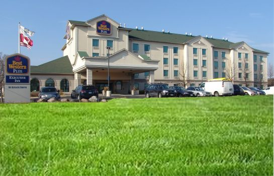 Vista exterior BEST WESTERN PLUS EXECUTIVE