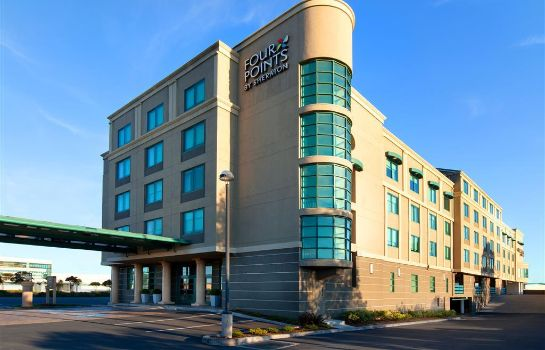 Vista exterior Four Points by Sheraton Hotel & Suites San Francisco Airport