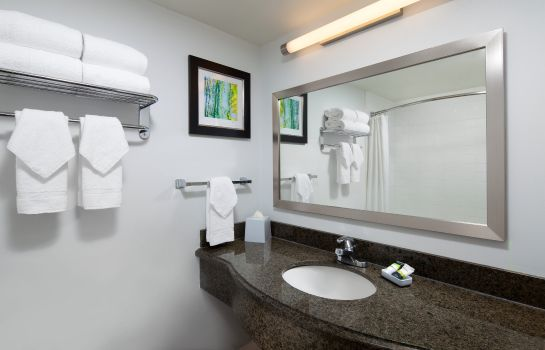Info Four Points by Sheraton Hotel & Suites San Francisco Airport