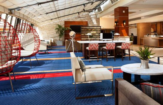 Hotelhalle Four Points by Sheraton Los Angeles International Airport
