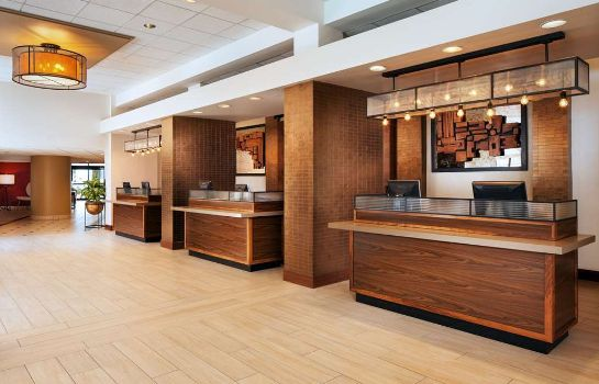Hotelhal Four Points by Sheraton Los Angeles International Airport