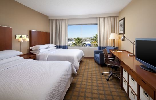 Habitación Four Points by Sheraton Los Angeles International Airport