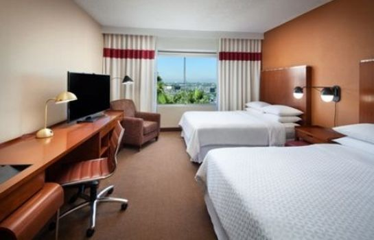 Kamers Four Points by Sheraton Los Angeles International Airport