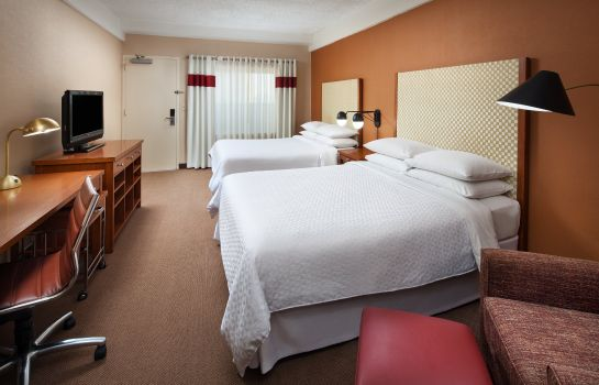 Zimmer Four Points by Sheraton Los Angeles International Airport