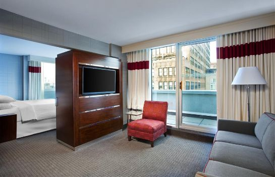 Zimmer Four Points by Sheraton Manhattan Chelsea
