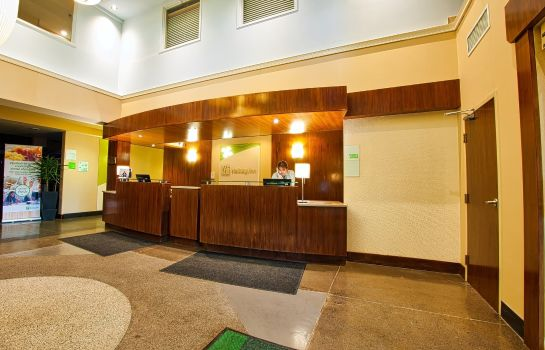 Hol hotelowy Holiday Inn CANMORE