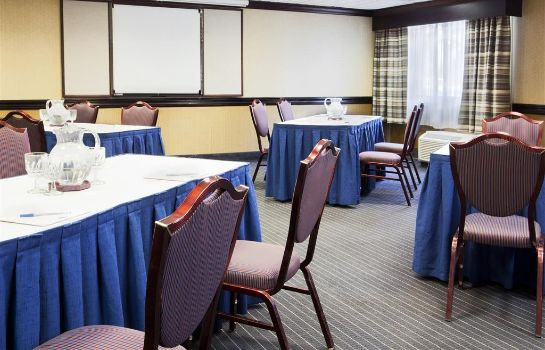 Sala de reuniones Four Points by Sheraton Chicago O'Hare Airport