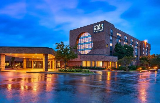 Widok zewnętrzny Four Points by Sheraton Milwaukee North Shore