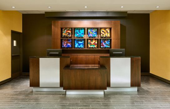 Hol hotelowy Four Points by Sheraton Milwaukee North Shore
