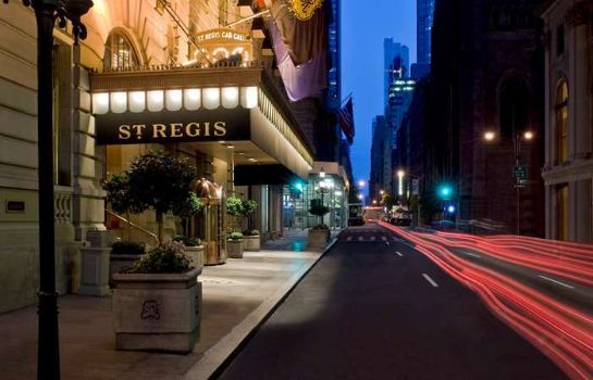 Vista esterna The St. Regis New York