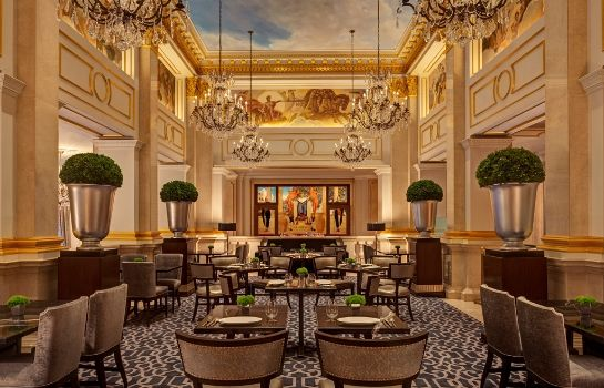Restaurant The St. Regis New York