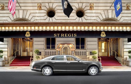 Info The St. Regis New York
