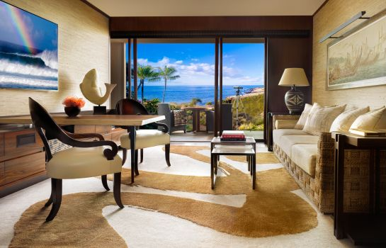 Habitación Four Seasons Resort Lanai