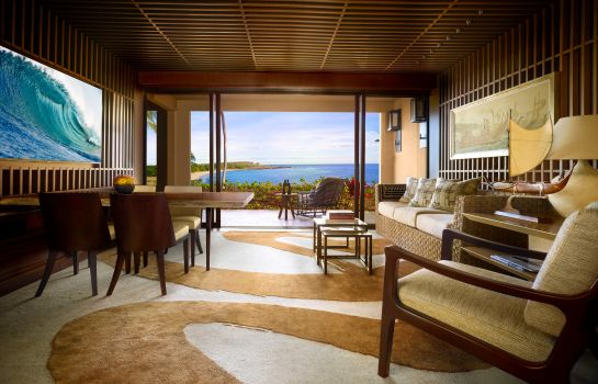 Chambre Four Seasons Resort Lanai