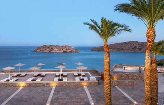 Exterior view Crete  a Luxury Collection Resort and Spa Blue Palace